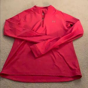 Under armor long sleeve pullover